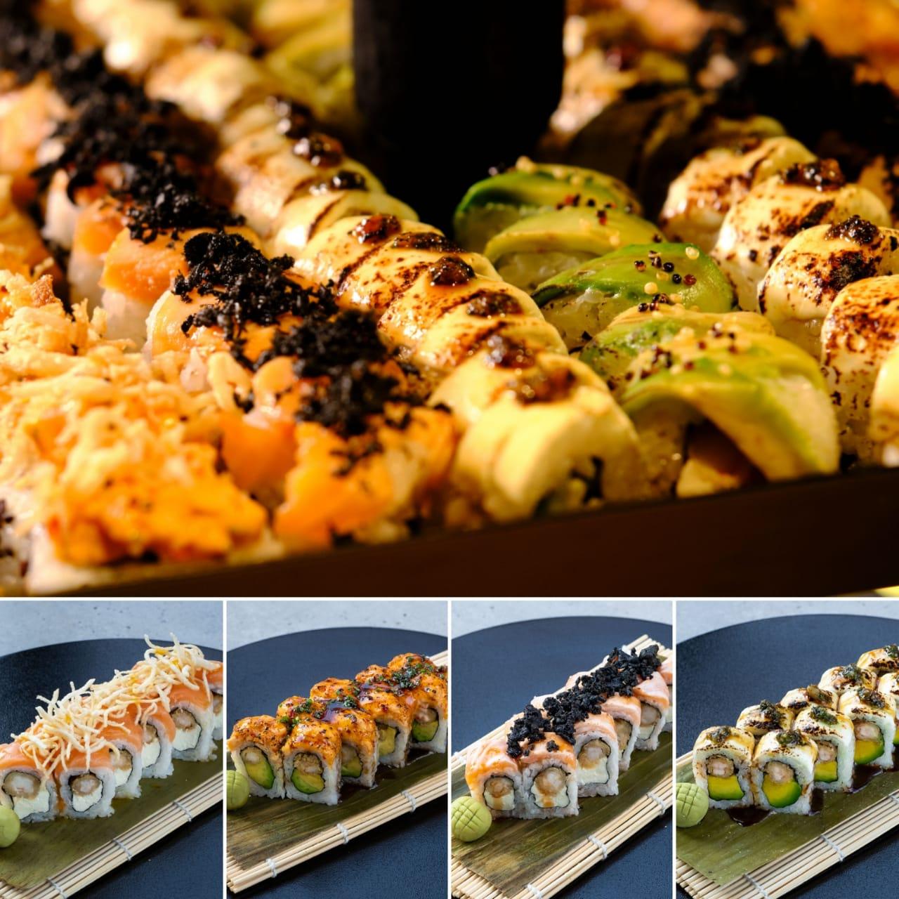 Clase Sushi Premium con el Chef Leif Ruffasto