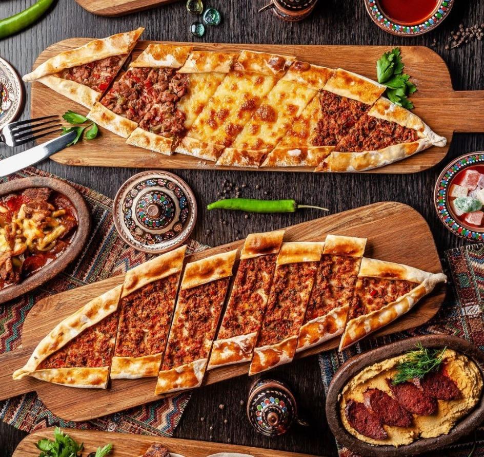 Clase Pizzas del Oriente