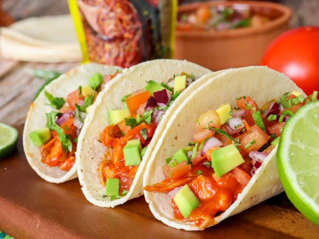 comida mexicana - TACOS