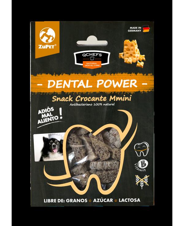 Qchef Dental Crocante Mmini Para Perro 65 gr