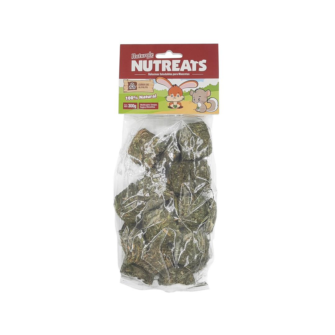 Naturale Cubos de Alfalfa 300 gr