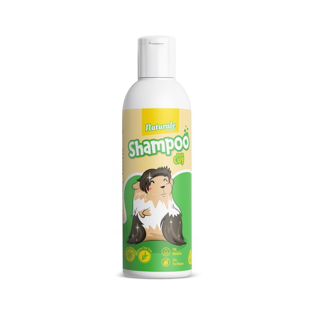 Naturale Shampoo para Cuy 125 cc