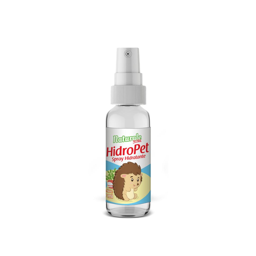 Naturale Hidropet Spray Hidratante para erizos de tierra 30 ml