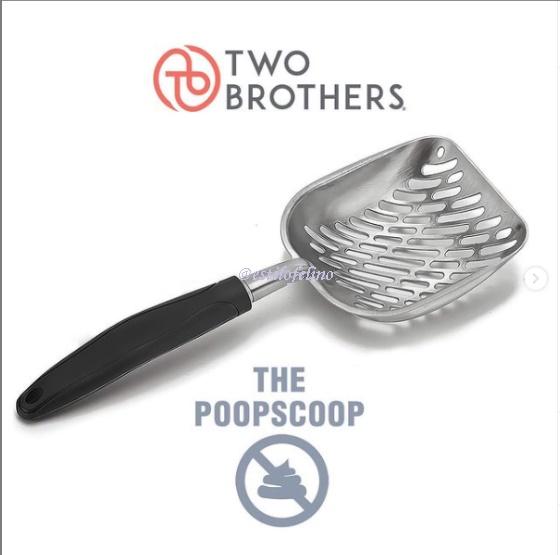Two Brothers Pala de aluminio