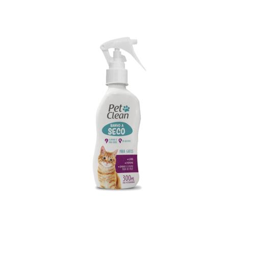Pet Clean Shampoo en seco para gatos 300 ml