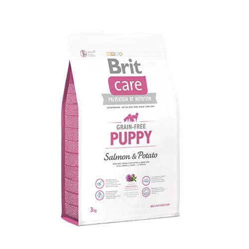 Brit Care Puppy Salmon y Papa Todas Las Razas