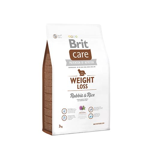 Brit Care Weight Loss Todas las Razas Conejo y Arros