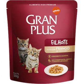 Sachet Gran Plus Para Gatos