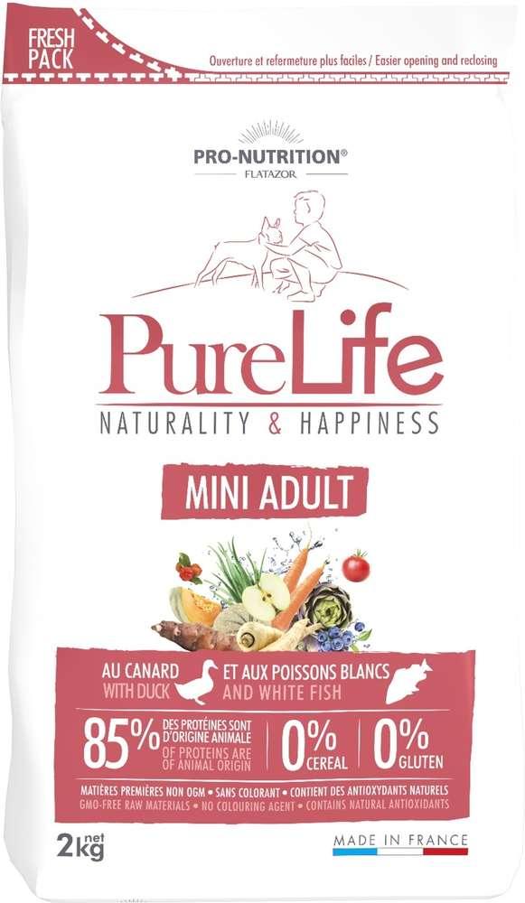PureLife Perro Adulto Mini