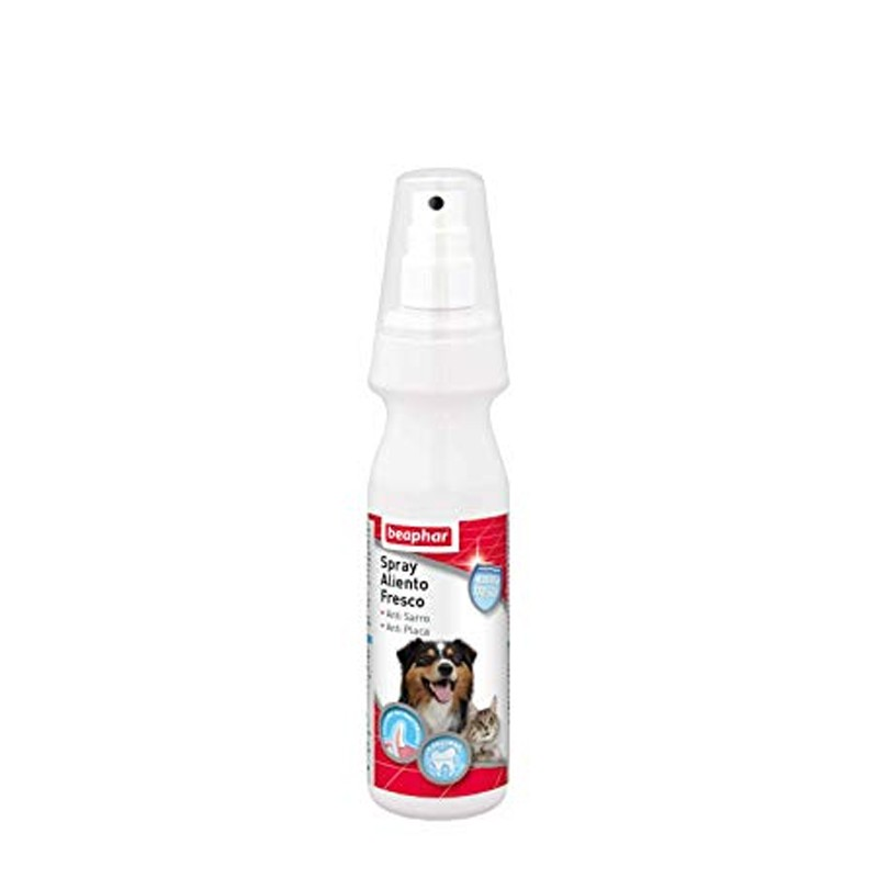 Spray Aliento Fresco Para Perros Y Gatos