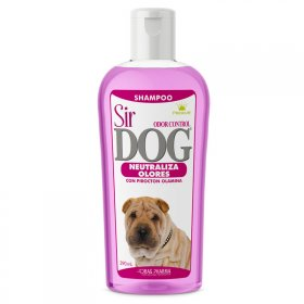 Shampoo Control de Olor para Perros