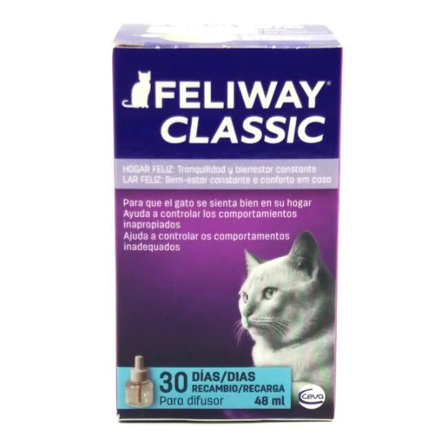 Feliway Classic Repuesto Para Difusor
