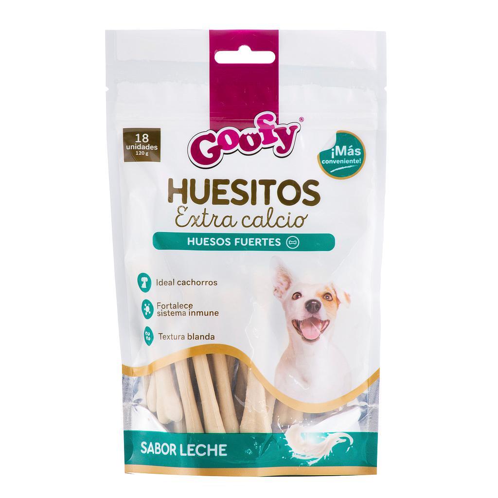 Snack Huesitos extra calcio 18un