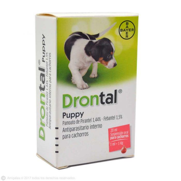 Drontal Puppy Suspencion Oral