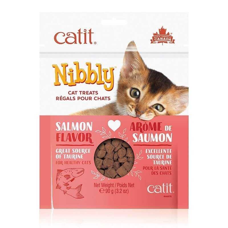 Nibbly Premios sabor Salmon