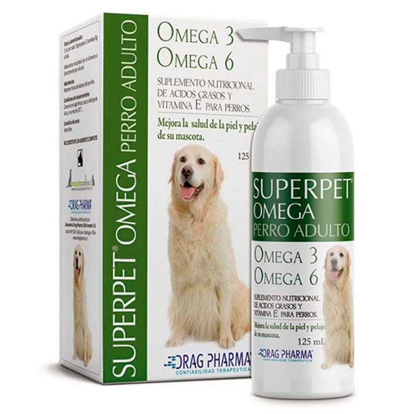 Superpet Omega 6 y 3 para Perros Adultos