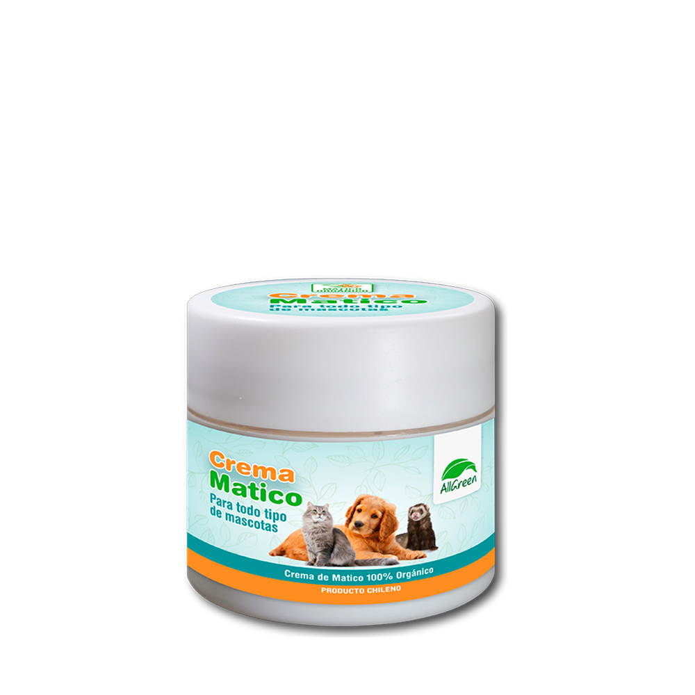 Crema de Matico Orgánico AllGreen