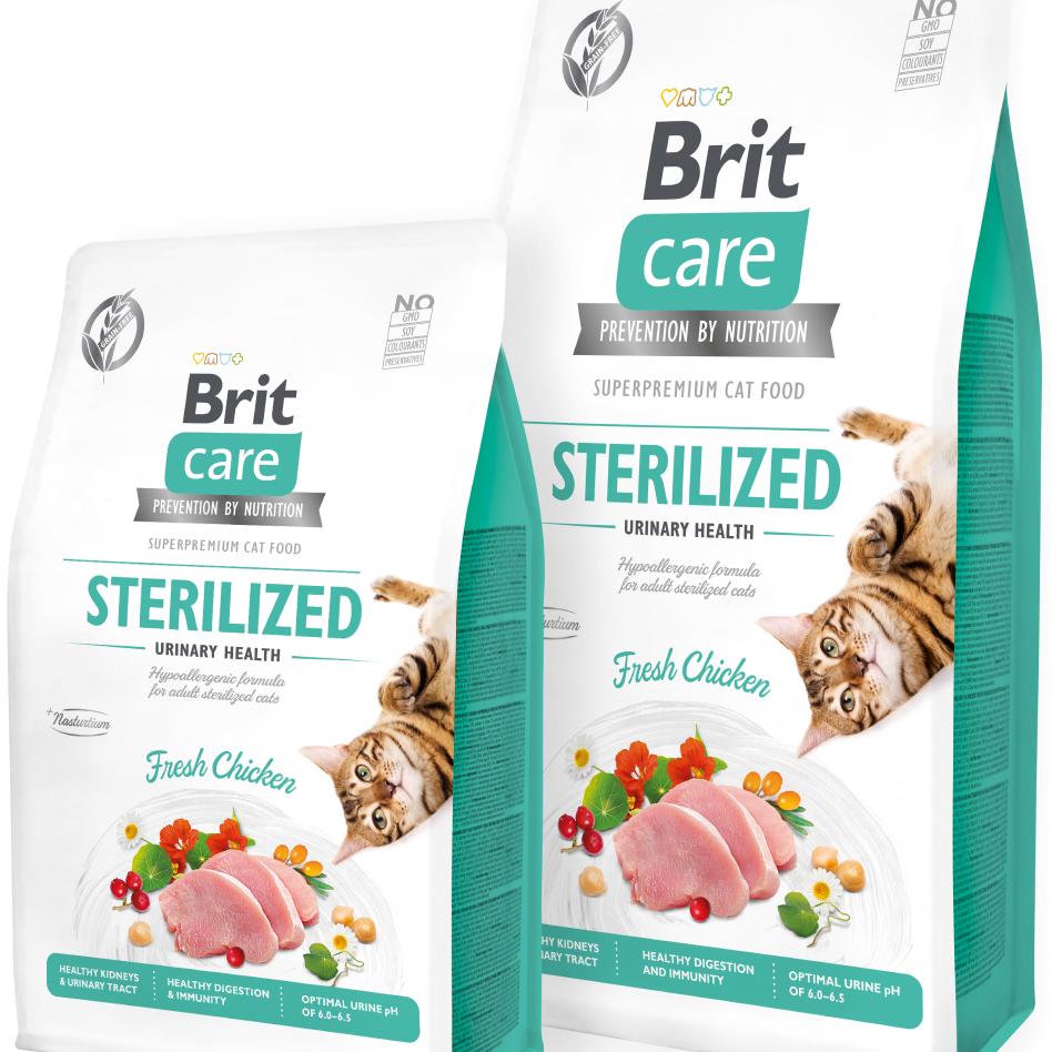 Brit Care Sterilized Urinary Grain-Free