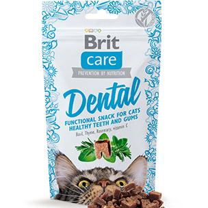 Brit Care Cat Tree Snack Dental