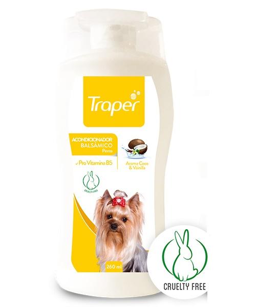 Traper Acondicionador balsamico para perros 260 ml