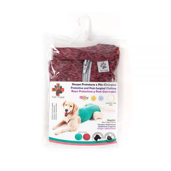 Body Post Operatorio para Perro Unisex
