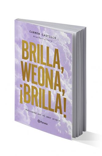 Libro Brilla Weona Brilla