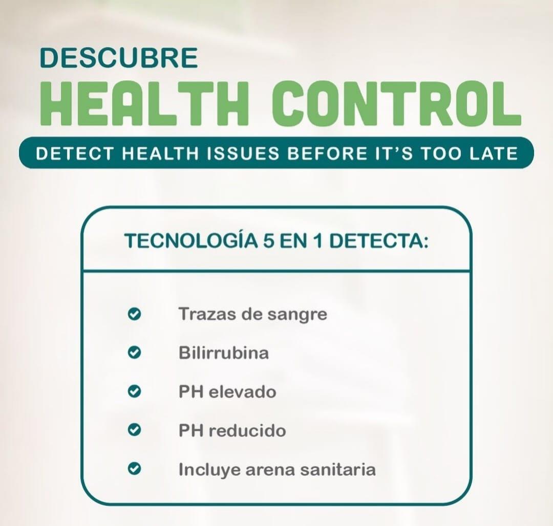 Felicity Arena para gatos Health Control 1,64 kg