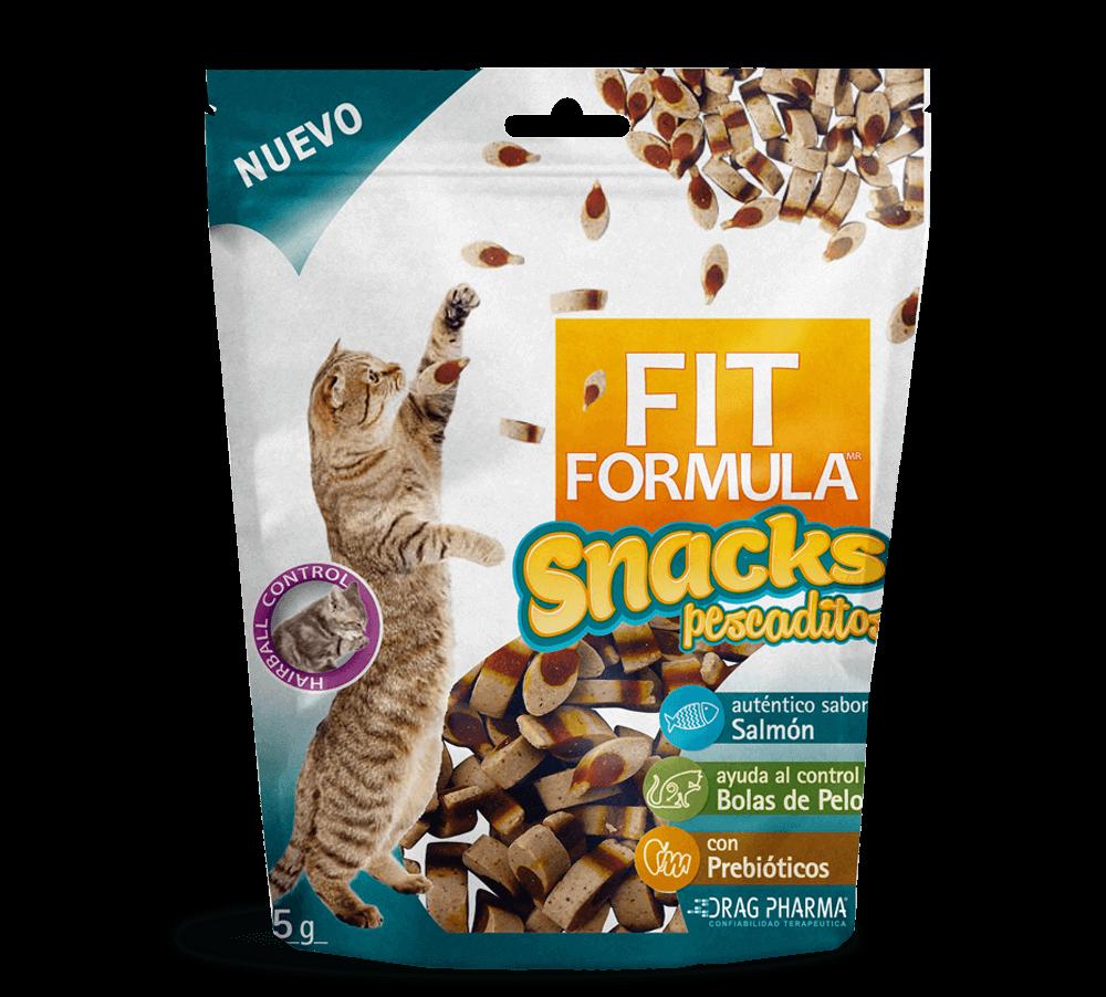 Fit Formula Snack Pescaditos 65 Gr