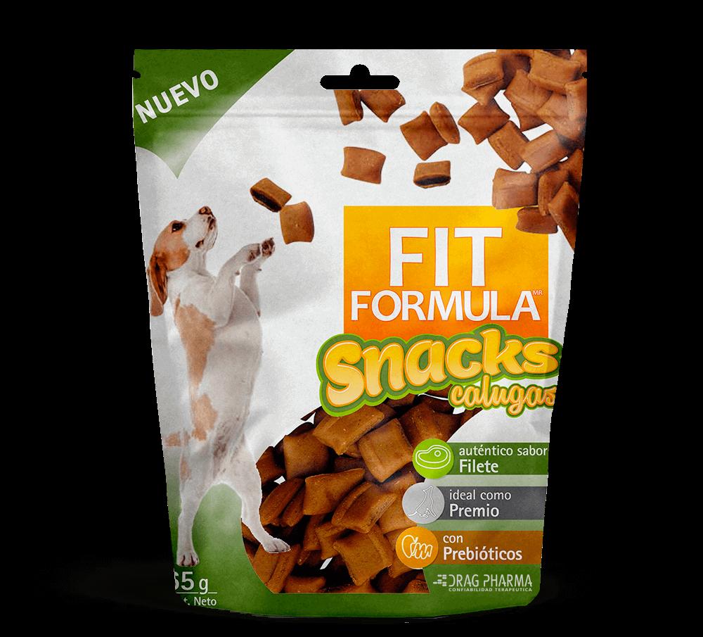 Fit Formula Snack Calugas 65 gr