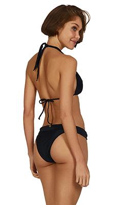 Bikini Bia Tube Black- Image 2