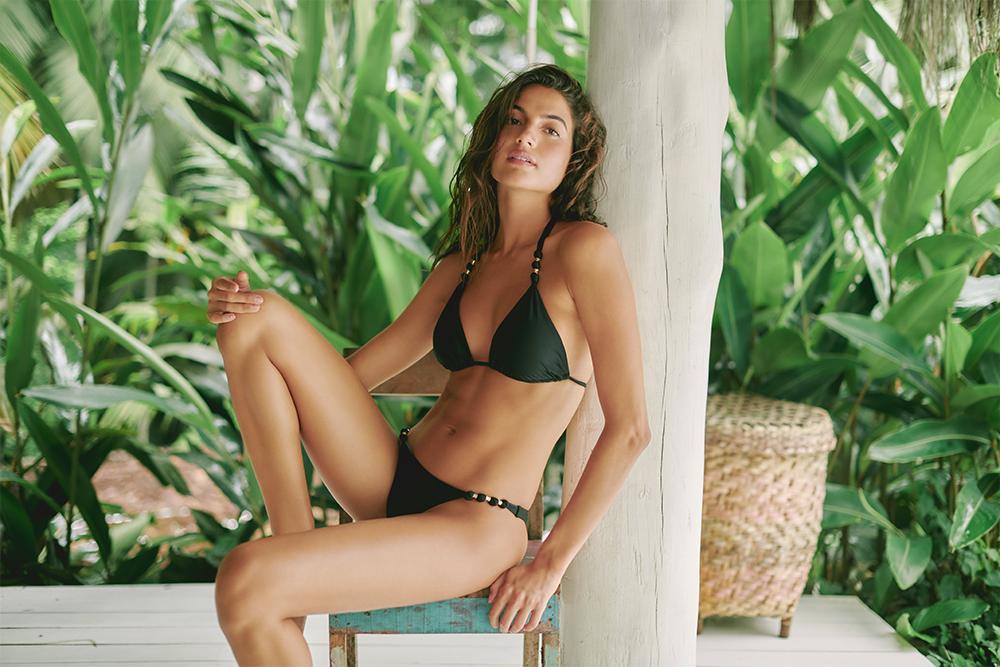 Bikini Paula Bottom Black- Image 3