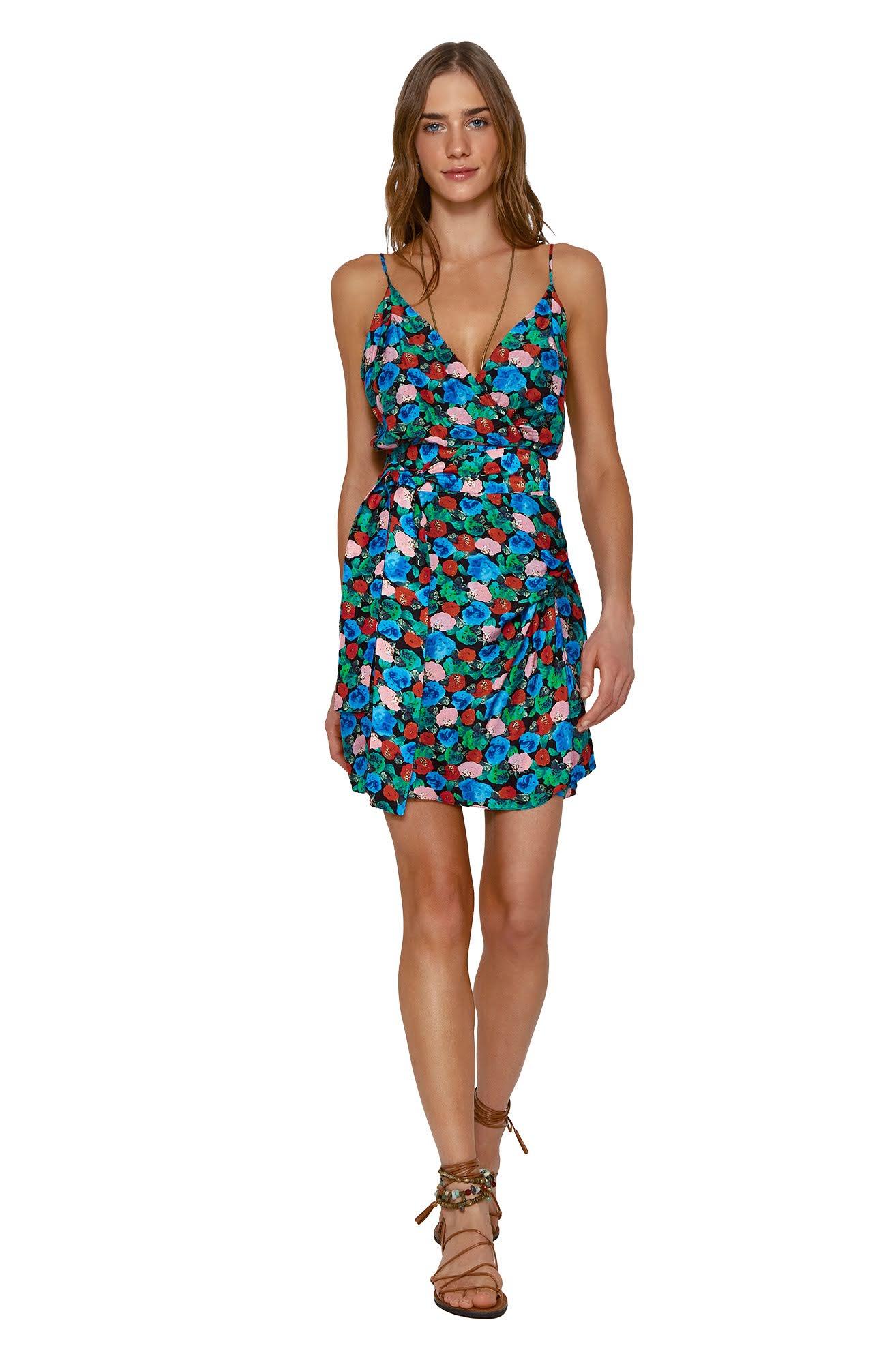 Vestido Bella Lisa Short Dress- Image 1