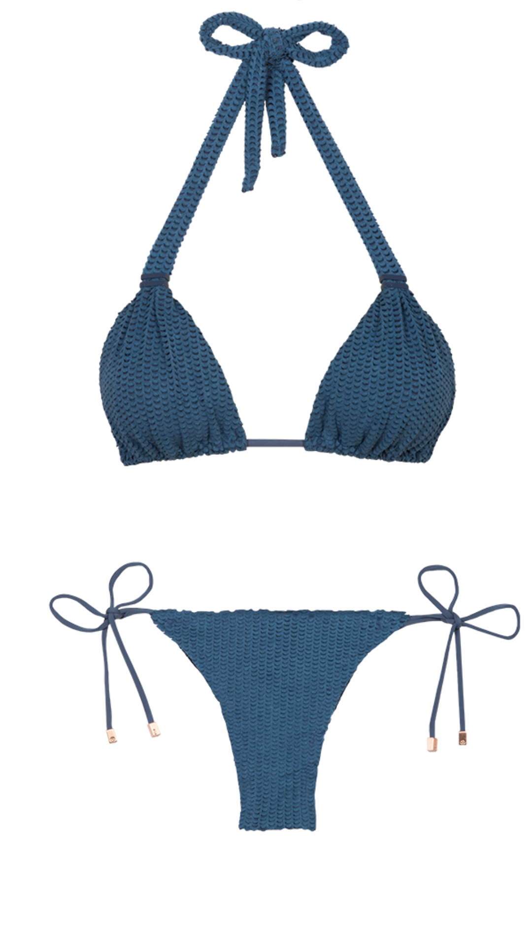 Bikini Blue Grey- Image 1