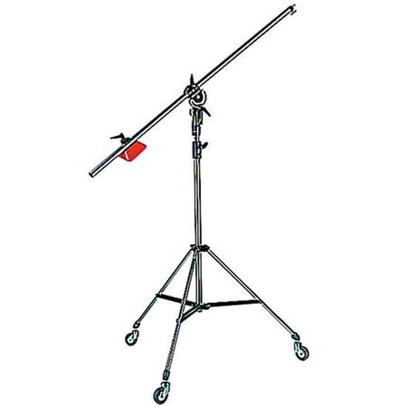 MY REVIEW OF BOGEN – MANFROTTO BLACK HEAVY DUTY 3-SECTION BOOM WITH 3071 STAND