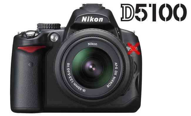 SE FILTRA LA NUEVA D5100 DE NIKON