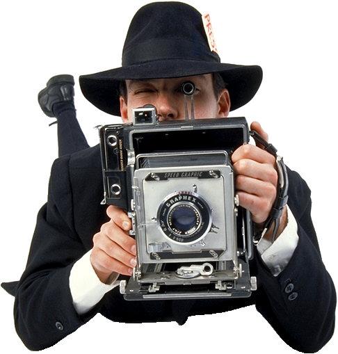 16 COMPORTAMIENTOS DEL FOTÓGRAFO SERIO