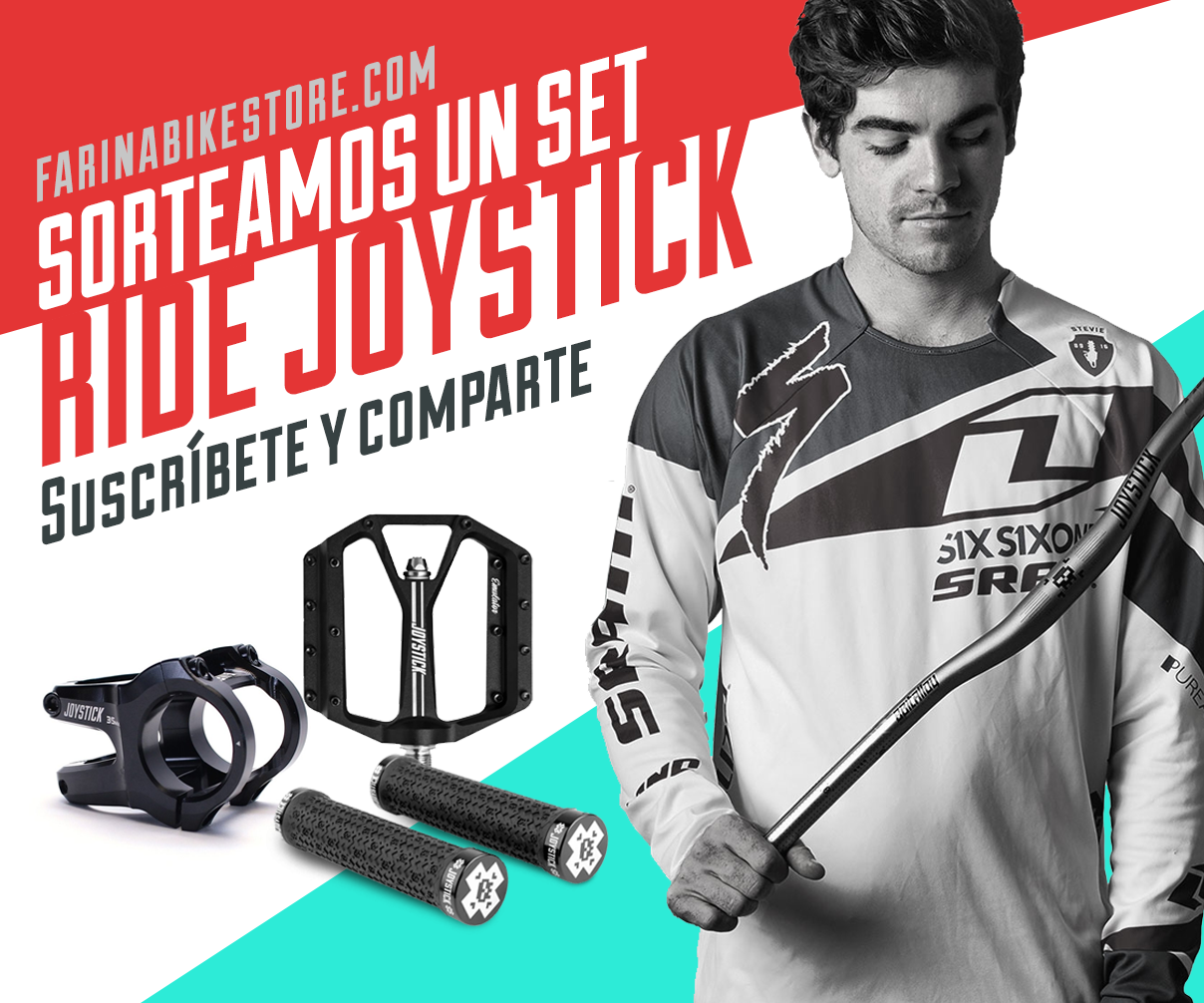 SORTEO RIDE JOYSTICK