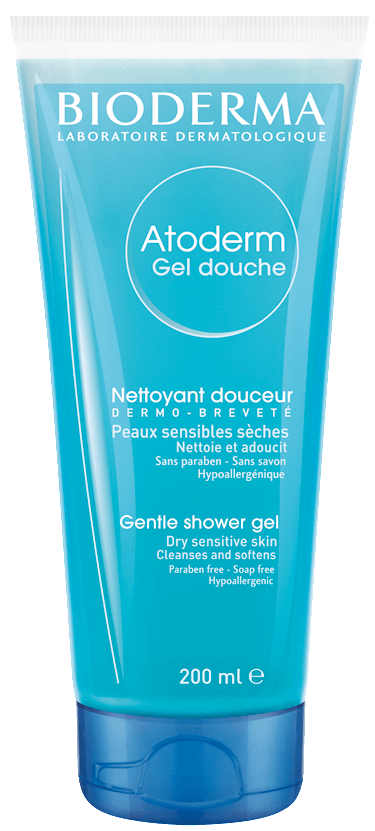 Bioderma Atoderm Gel de Duche 200 mL