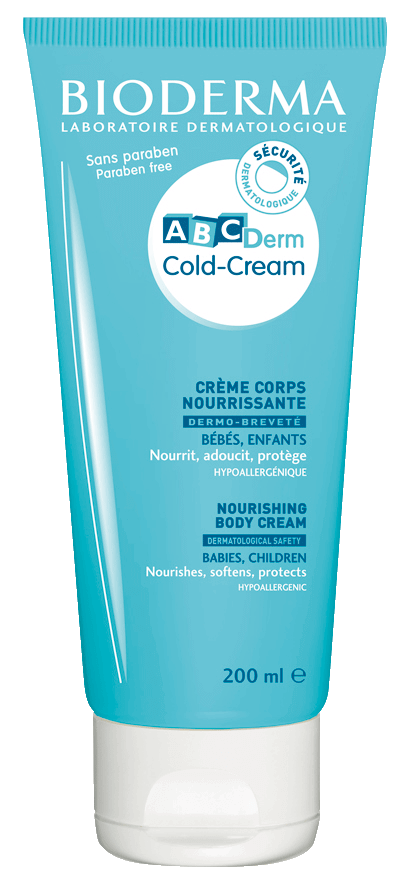 Bioderma ABCDerm Cold-Cream Creme Corpo 200 mL