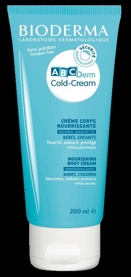 Bioderma ABCDerm Cold-Cream Creme Corpo 200 mL
