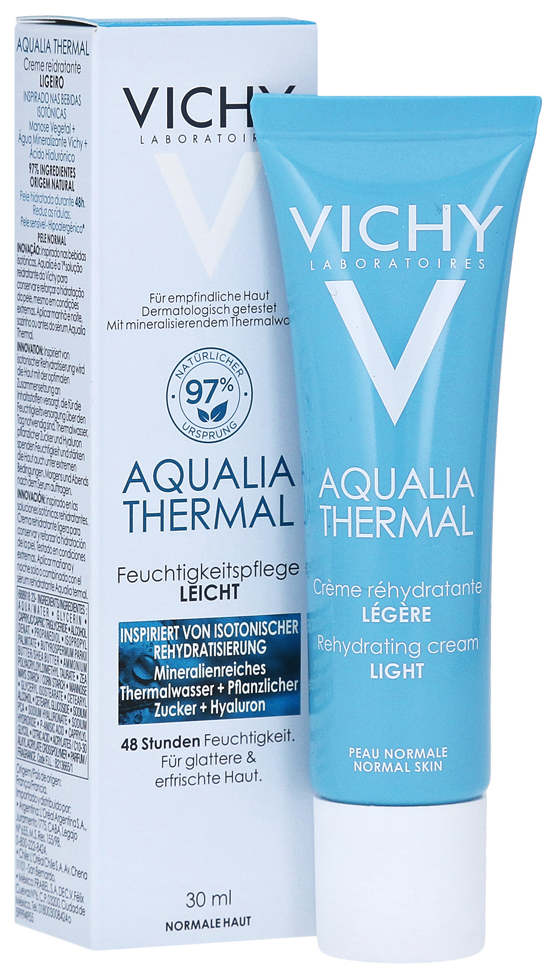Vichy Aqualia Thermal Creme Ligeiro Pele Normal 30 mL