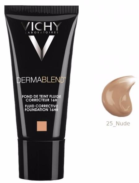 Vichy Dermablend Fond Teint 25 30 mL