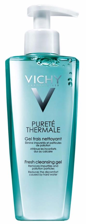 Vichy Pureté Thermale Gel Fresco de Limpeza 200 mL