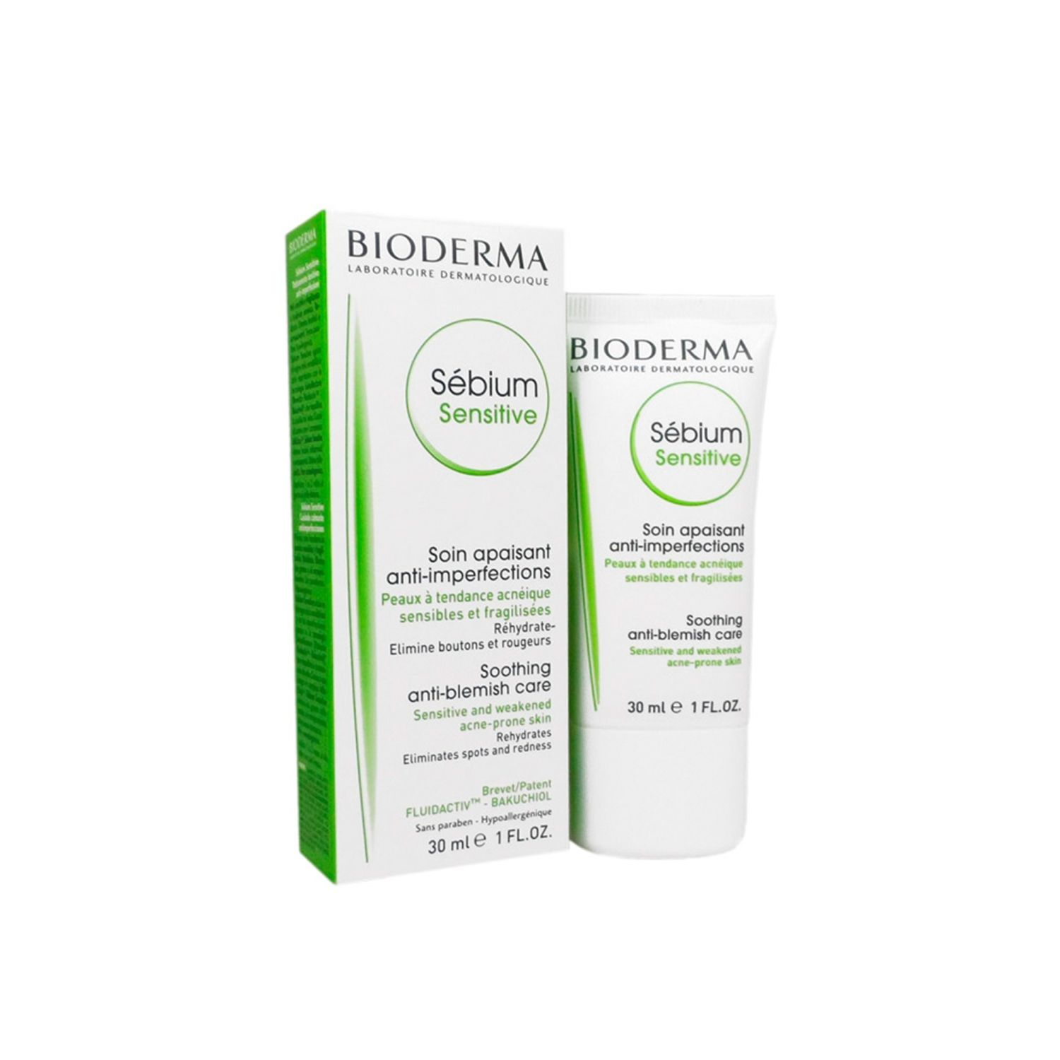 Bioderma Sébium Sensitive Creme 30 mL