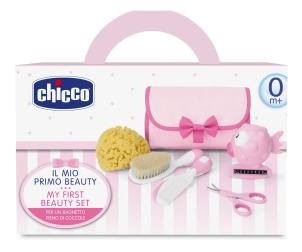 Chicco Conjunto de Higiene Menina +0 meses