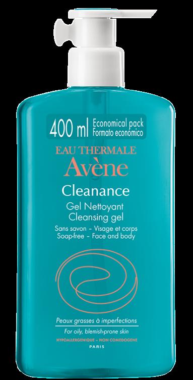 Avène Cleanance Gel Limpeza 400 mL