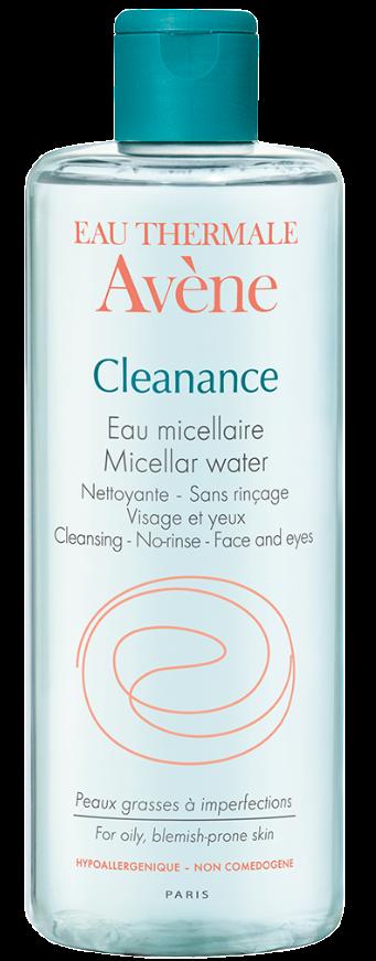 Avène Cleanance Água Micelar 400 mL