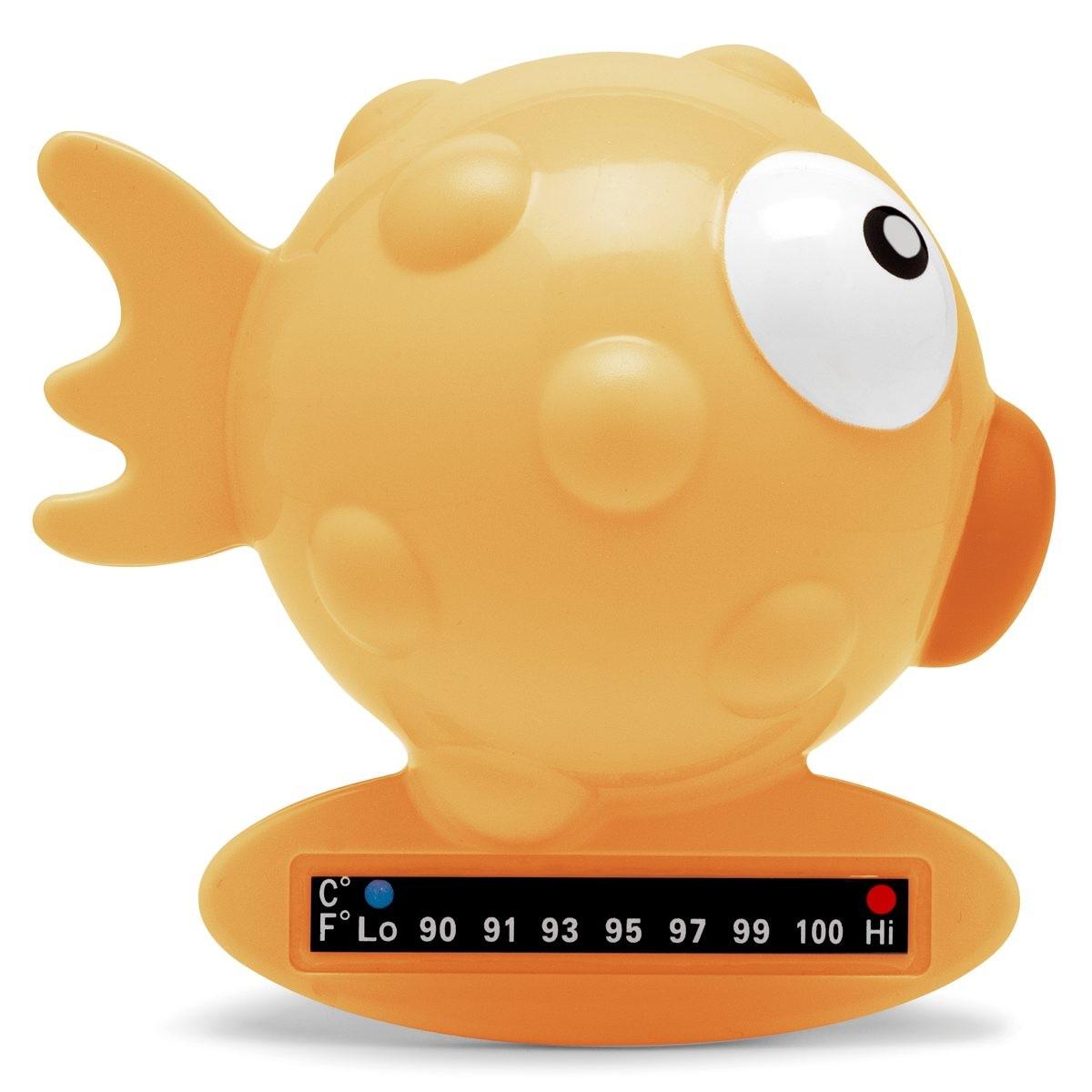 Chicco Termómetro de Banho Peixe Balão