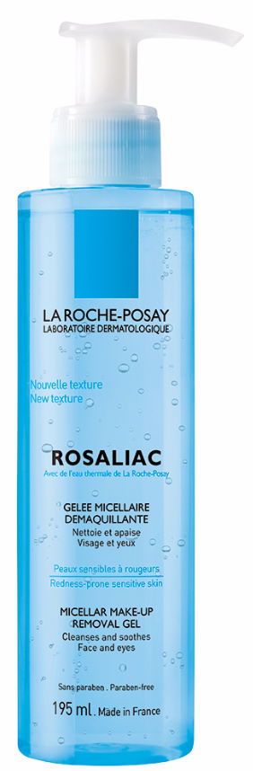 La Roche Posay Rosaliac Geleia Micelar Desmaquilhante