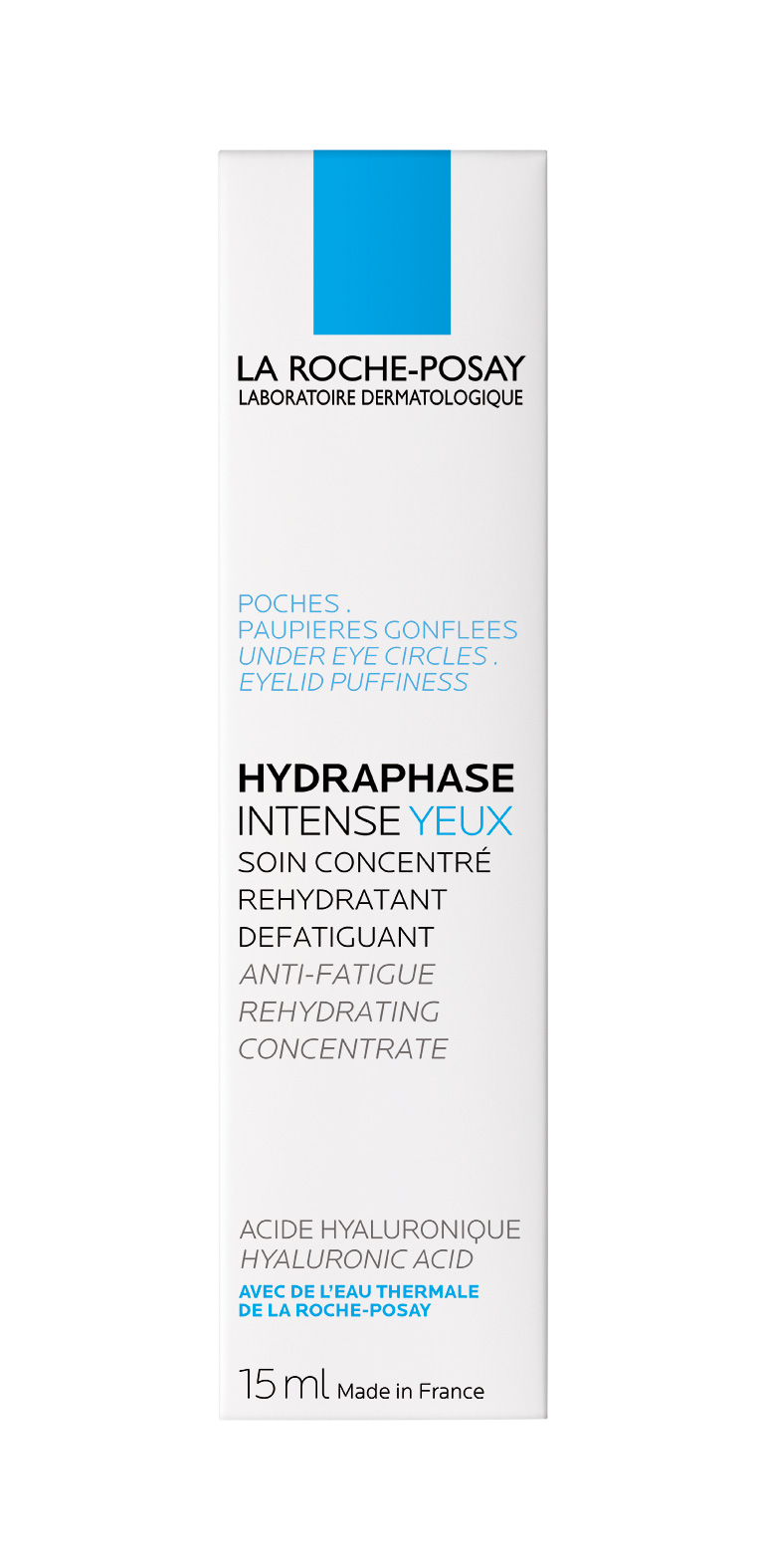 La Roche Posay Hydraphase Intense Olhos 15 mL
